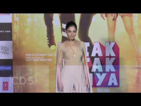 Tamanna HOT At Tutak Tutak Tutiya Movie...