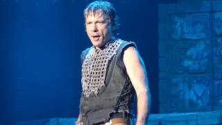 Iron Maiden - The Great Unknown LIVE [HD] 6/24/17