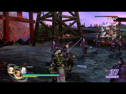 Classic Game: Warriors Orochi 2 aka Musou Orochi Mao Sairin(Xbox 360