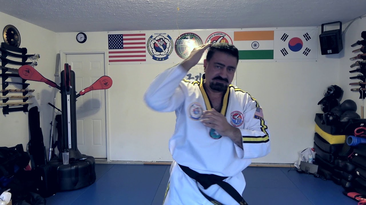 Elbow Striking Techniques