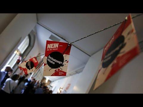 İsviçre Hafif Suçlardan Hüküm Giyen Yabancıların Sınır Dışı Edilmesine 'hayır' Dedi