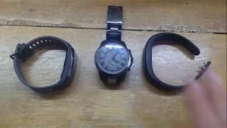 Review Reloj Fossil Hibrido FTW1139