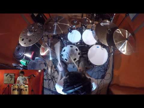 Bosphorus Cymbals -Gianluca Porro - Part Time Lover -The Pb Underground (Drum Cover)