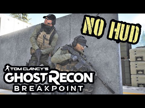 [F.I.S.T] GHOST RECON BREAKPOINT | SPEC-OPS INFILTRATION | NO HUD (Tactical Gameplay)