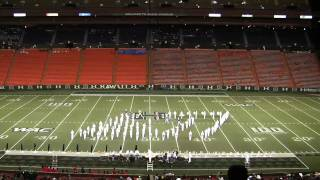 "Roosevelt High School Rough Riders Marching Band ""Visions"" @2009 Rainbow Invitational (re-post)"