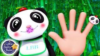 リトルベイビーバム|ゆびかぞくパート3|バスの歌|TVアニメシリーズ|こどものうた thumbnail