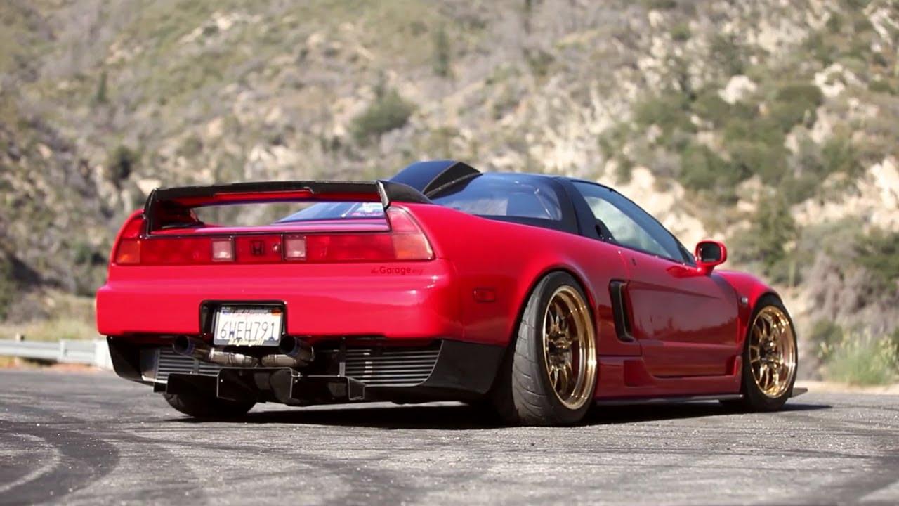 CANiBEAT: Michael Mao's 1992 Acura NSX - YouTube