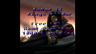 Kohan II Kings Of War Messing With Cheat  & Free Full Game Download1000 % Working