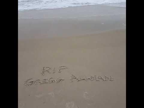 RIP Gregg Allman - @OpieRadio