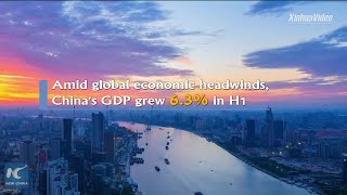 China on track for stable economic growth:analysts