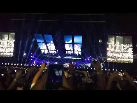 EMINEM X RIHANNA THE MONSTER TOUR METLIFE 08/17/2014