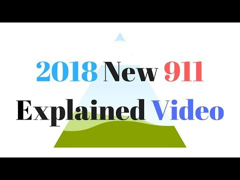 2016 New 911 explained Video with the :Federal-Judge: David-