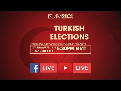 LIVE: Turkish Presidential and Parliamentary Election Results