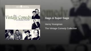 HENNY YOUNGMAN - Still funny after all these years!