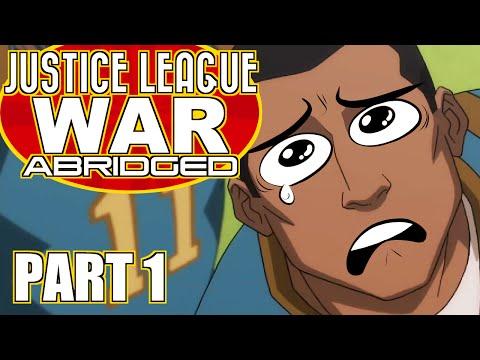 Justice League War Abridged Part 1