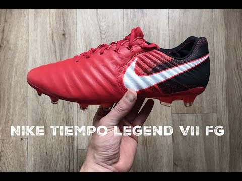 Nike Tiempo Legend VII FG ˋFire and Ice Pack´ | UNBOXING | football boots | 2017 | HD
