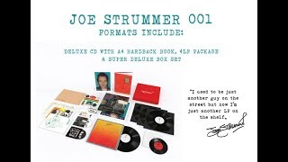 'Joe Strummer 001' - Unboxing of the limited edition Super Deluxe Box set