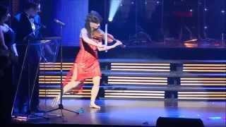Persian Beauty Awards Storm by Vivaldi Violin Dance Vira Burmenko May 2014