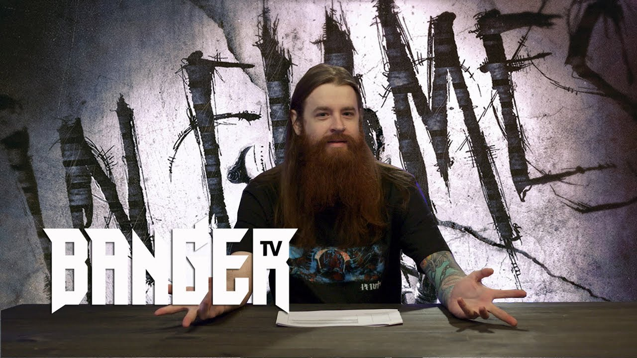 IN FLAMES I, The Mask Album Review | Overkill Reviews episode thumbnail