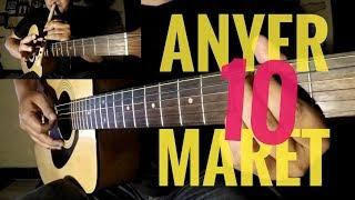 SLANK - Anyer 10 Maret (Fingerstyle Guitar) Cover by The Superheru