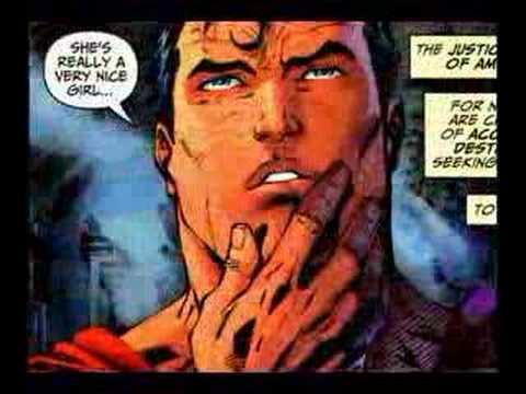 """Far Away"" Superman/Wonder Woman"