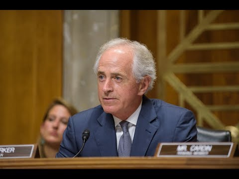 Corker Opening Statement at Nominations Hearing for U.S. Ambassadorships
