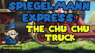 [MapleStory] Spiegelmann Express: The Chu Chu Truck !! (100 New Year Coins Per Day + Chairs)