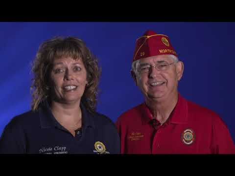 American Legion Auxiliary Welcomes All Spouses