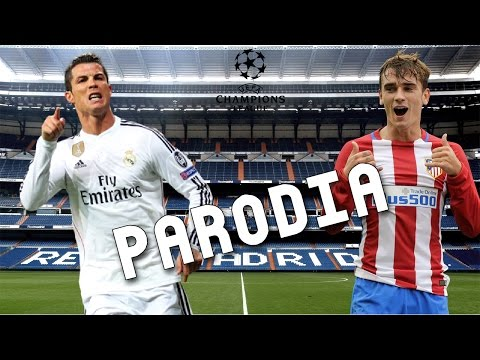 Cancion Real Madrid vs Atletico Madrid 3-0...