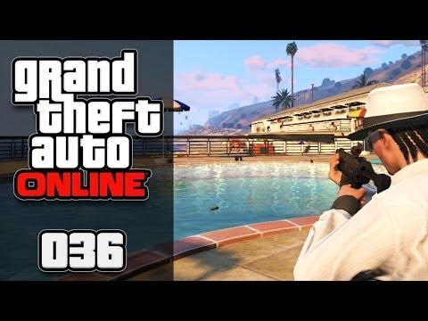 GTA ONLINE [HD+] #036 - (In)Tiem Dessmätsch ★ Let's Play GTA Online