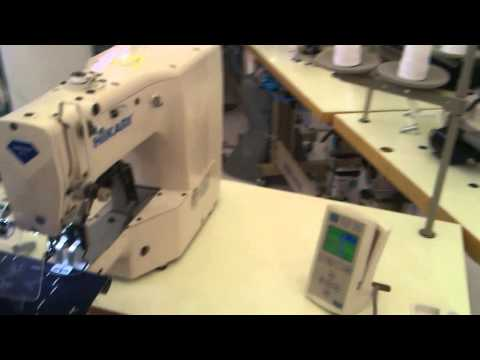 Máy đính bọ điện tử (mẫu mới giống Juki) 3300v/p Hikari HK-2900SS