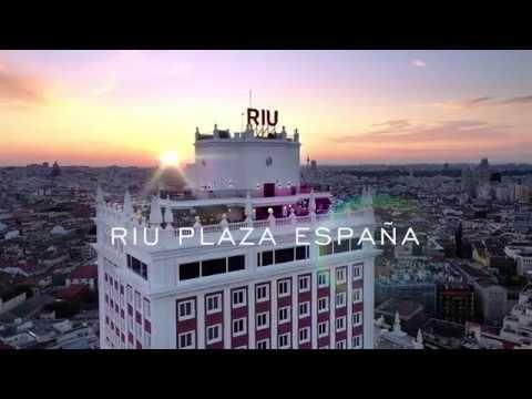 Riu Plaza España - Madrid - Spain - RIU Hotels & Resorts