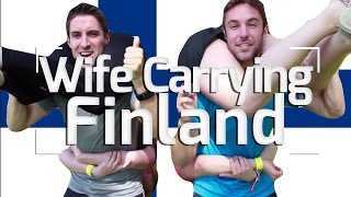 Finland Wife-Carrying Championships