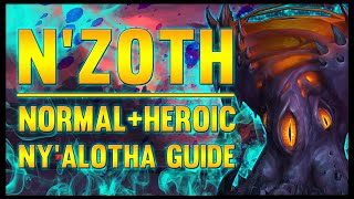 N'zoth the Corruptor Normal + Heroic Guide - FATBOSS