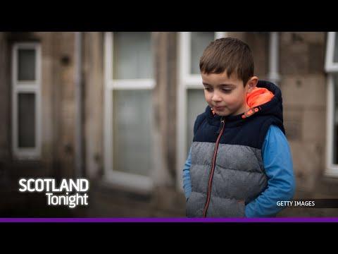 Scotland Tonight: Child poverty and coronavirus