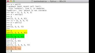Download Video Python lecture 2-9 (পাইথন লেকচার ২-৯) MP3 3GP MP4