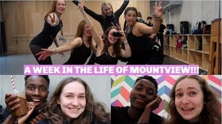 A WEEK IN THE LIFE OF DRAMA SCHOOL PART 1