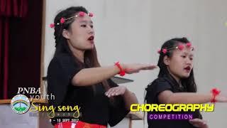 PNBA Youth Sing Song Choreography | Poumai Gospel Song