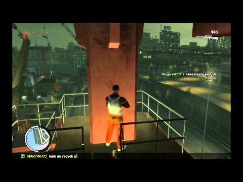 GTA IV - Bújócska Party 5 (HUN)(M)(HD)