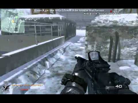 Mw2 pc prob hunt mod