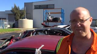 Undertake Road Crash Rescue - Emergency Services Testimonial