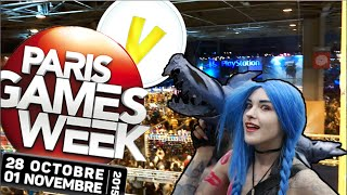 La SneaKy A La Paris Games Week !