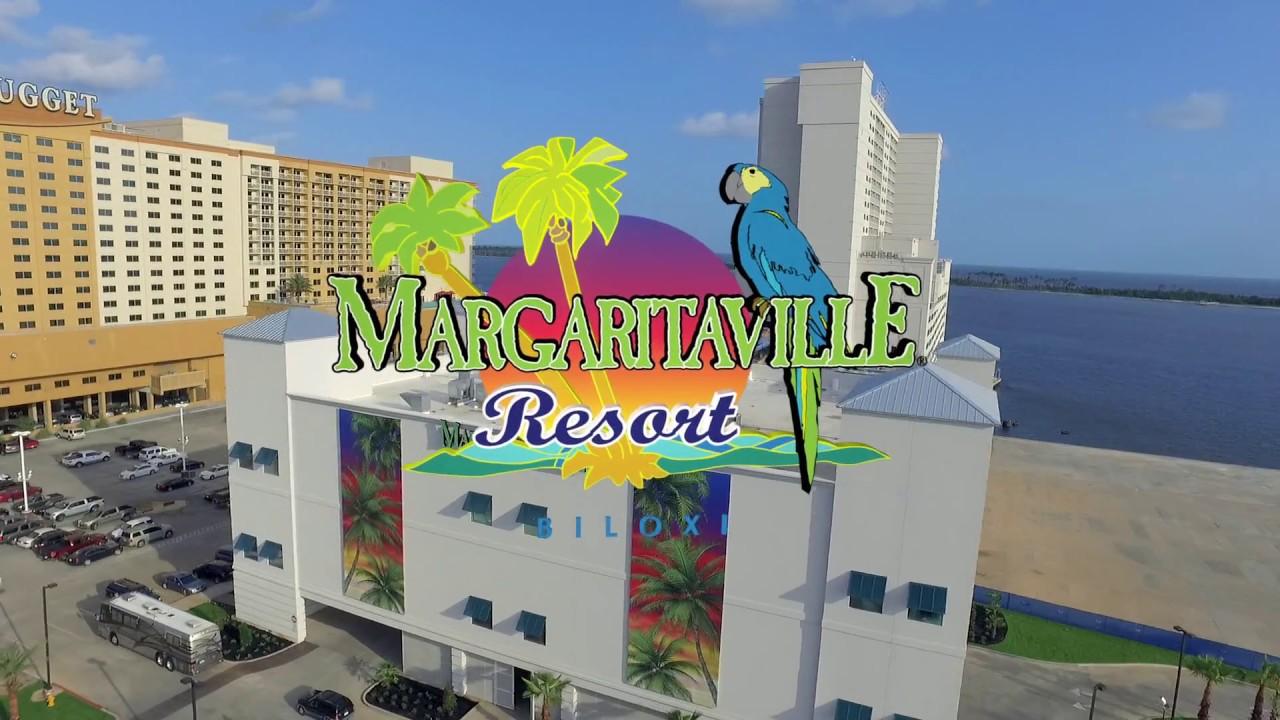 Margaritaville Resort Biloxi Youtube