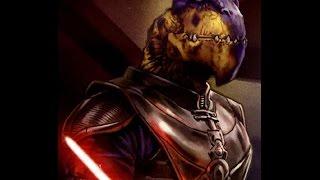 Jedi Academy: Dark Jedi Desann vs Many Jedi