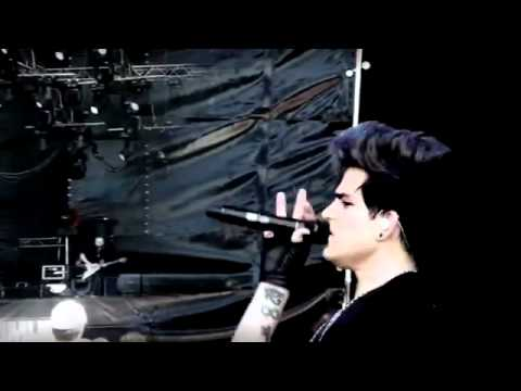 Adam Lambert - Whole lotta love (live in Moscow) 28/05/11