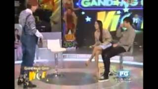 Repeat youtube video KATHNIEL on GGV .. *kiligmuch!*