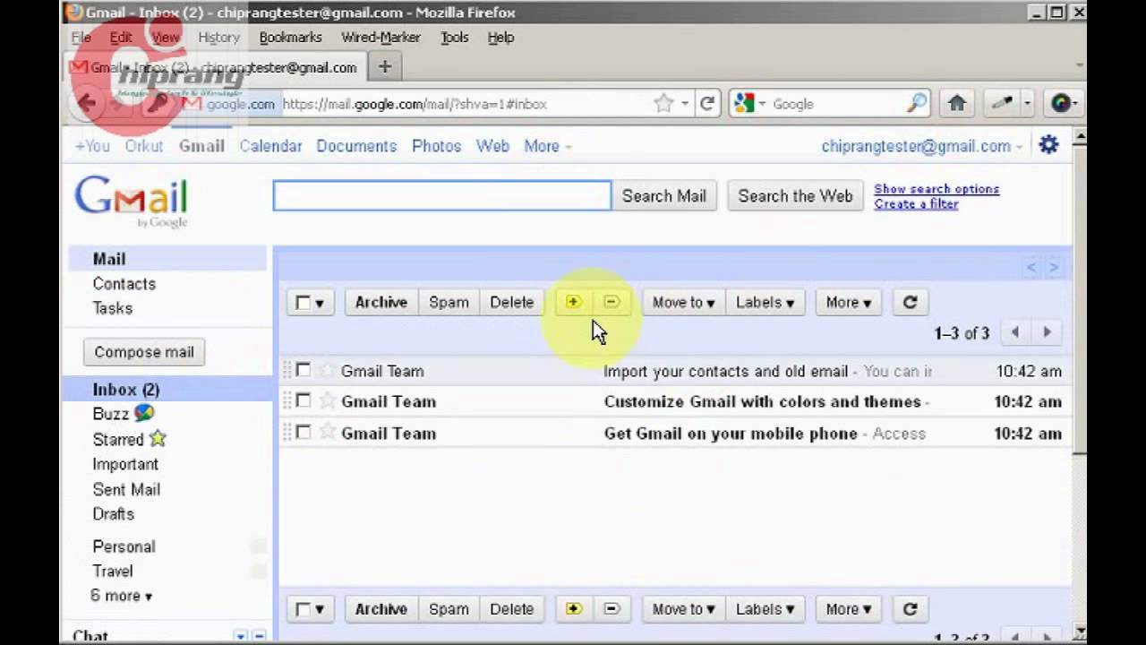 Gmail theme delete - How To Delete Gmail Account Permanently