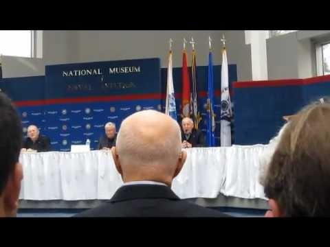 Fred Haise And Jim Lovell Tell Two Funny Apollo 13 Stories - Salute To The Pioneers Of Space