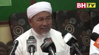 'Orang kuat tak bergantung pada insan meninggal dunia' - Tuan Ibrahim
