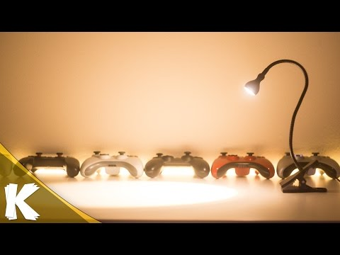 Led Work Lamp Table Clamp